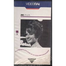 Mina VHS Le Immagini Più Belle di un Mito Intramontabile Sigillata 8003927109544