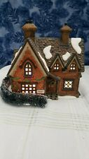 Bonus Hedge Dept Department 56 Barmby Moor Cottage Heritage Village Dickens