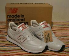NEW BALANCE x PAUL SMITH 576 Limited Edition white leather stripe 8 UK 10 US