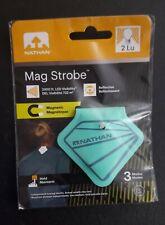 Nathan Sports Safety Mag Strobe LED Clip Light - NS5088
