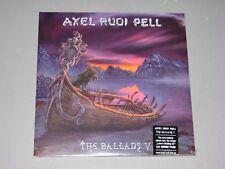 AXEL RUDI PELL  The Ballads V  2LP + CD gatefold New Sealed Vinyl