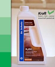 CC H2Oil Dr. Schutz von Meister - Pflegeöl 750ml - für geölte Holz- u. Korkböden