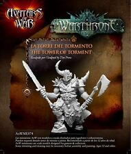Warhammer Avatars of War The Tower of Torment Chaos Nuevo metal New