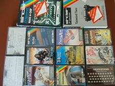 13 Sinclair ZX Spectrum Software bundle including Horizons starter pack