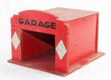 GARAGE CIJ vers 1935   / jouet ancien