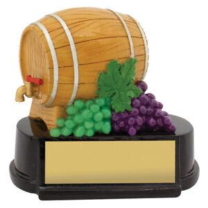 Wine Appreciation Novelty Trophy