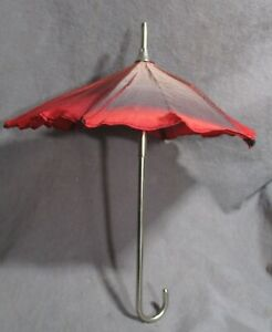 Vintage Doll Accessory - Umbrella - Parasol - Made in Austria