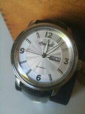 INGERSOLL OROLOGIO WATCH THE REGENT AUTOMATIC I00202 new in box NP 425€