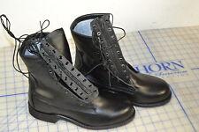 US military size 7 EE flyers boots FWU-3/P leather USA made addison shoe USGI