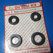 HONDA CG125 CG125 JX110 JX125 KICK START MODEL FULL ENGINE COMPLETE OIL SEAL KIT
