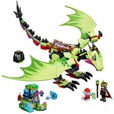 New Elves The Goblin King's Evil Dragon Lego Building Blocks Bricks Toys Model !