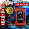 12V Chargeur de batterie Charge Maintien Automatique pour Voiture Moteur