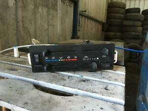 Toyota Townace KR40 SBV Heater Controls 01/1997-03/2004