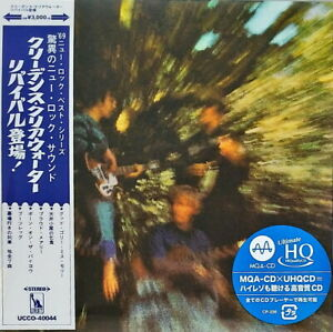 Creedence Clearwater Revival-Bayou Country-Japan Mini LP Uhqcd Ltd / Édition G88