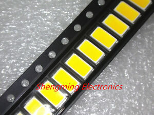 1000PCS SMD 5630 / 5730 Big-chip 0.5W High-Power Warm white LED Light