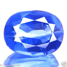 0.43ct WOW FLAWLESS NATURAL BEST CEYLON BLUE SAPPHIRE REAL SPARKLING GEMSTONE!