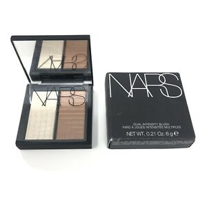 Nars Dual Intensity Blush Craving 5504 Pigmented Wet Dry $45 New In Box