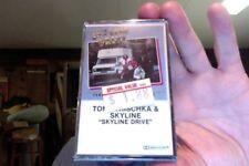 Tony Trischka & Skyline- Skyline Drive- new/sealed cassette- Flying Fish label