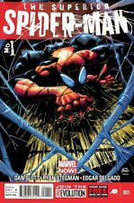 Superior Spider-Man (Vol 1) # 1 (NrMnt Minus (NM Marvel Comics AMERICAN