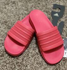 Adidas Adilette Women's Comfort Pink Slide Sandals, US 7/EUR439/UK6,  F34734
