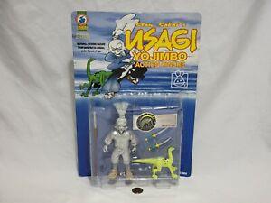 NEW Usagi Yojimbo Special Platinum Edition Action Figure SEALED 1998 toy limited