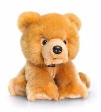 Keel morbido peluche giocattoli CHOW CHOW PUPPY LARGE seduta 35cm cane Amanti Regalo Memorial