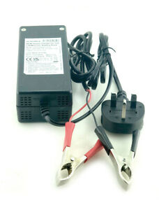 Ultramax 12V 5Ah 240V Lithium-ion (Li-ion), LiNiMnCoO2 Battery Charger