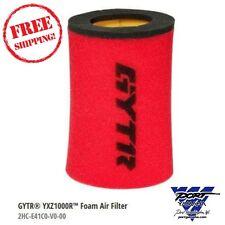 YAMAHA GYTR Foam Air Filter 2016-2018 YXZ1000R OEM YXR 1000R 2HC-E41C0-V0-00