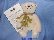 Steiff teddy bear gui noël ltd ed 036859 brand new boxed