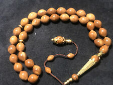 Kuka Tesbih /Gebetskette /Rosary/Koka/İmamesi Ve Hitamesi İşcilikli