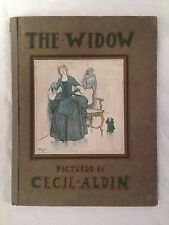 Cecil Aldin / Washington Irving - The Widow and The Peverse Widow - 1st/1st 1909