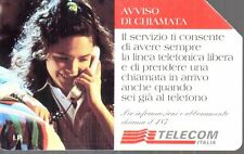 28-Scheda telefonica avviso di chiamata scadenza 31/12/1996 lire 5.000