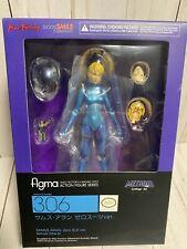 Figma Samus Aran Zero Suit Ver Metroid Other M Action Figure