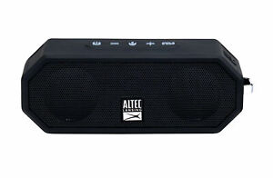 NEW | Altec Lansing Jacket H20 4 Portable Rugged Bluetooth Speaker | WATER PROOF