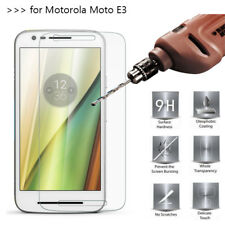 GBOS 100 Genuine Tempered Glass Screen Protector for Motorola Moto E3 3rd Gen