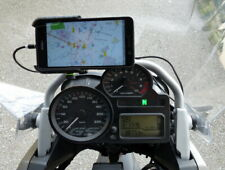 BMW R1200 GS / LC / S1000 R / XR : Support smartphone USB de 12 à 32 mm + canbus