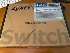 Zyxel Gs1900-8 8 Port Managed Ethernet Switch