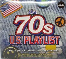 VARIOUS - 70's US Playlist CD NEU