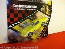 The JUNKMAN CUSTOM CORVETTE RACING CHAMPIONS DIE-CAST CAR IN MOVIE DVD BLU RAY
