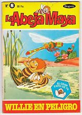 Maya the bee #: 8 (10 Albums COMPLETE COLLECTION) Bruguera, 1978.