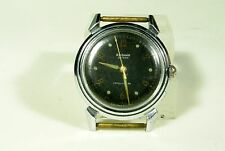 Rodina 22 jewels men's  wristwatch 1950th Automatic Kirova USSR RARE SLA