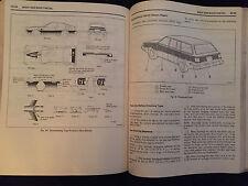 1978 Arrow Colt Mopar Factory Chassis Body Service Manual