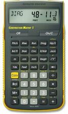 Calculated Industries Construction Master 5 Scientific Calculator Model 4050