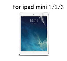 Ultra Clear LCD Screen Protector Film Cover Guard For iPad Mini 1/2/3