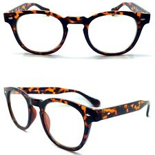 DA VINTAGES LEMTOSH ORIGINAL TORTOISE EYEGLASSES 45 140 16
