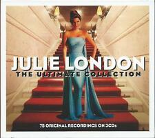 Julie London - Ultimate Collection [The Best Of / Greatest Hits] 3CD NEW/SEALED