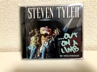 Steven Tyler ...Out On A Limb In Hollywood CD 2 Disc Jewel Case Set Rock Music