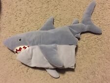 Winning Edge Great White Shark Driver Headcover - Plush Head Cover Great