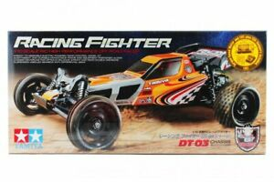 Tamiya Racing Fighter 1/10 Scale Radio Controlled RC Buggy