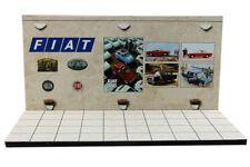 Diorama Fiat Museum / Showroom - 1/43ème - #43-2-C-C-019